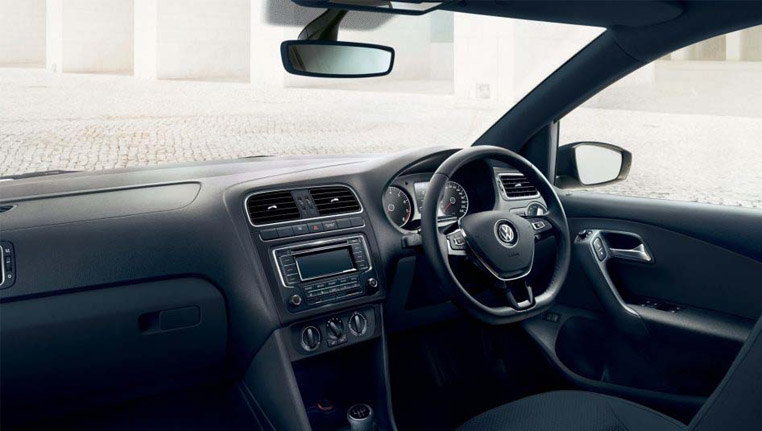 Volkswagen Polo Sedan Interior