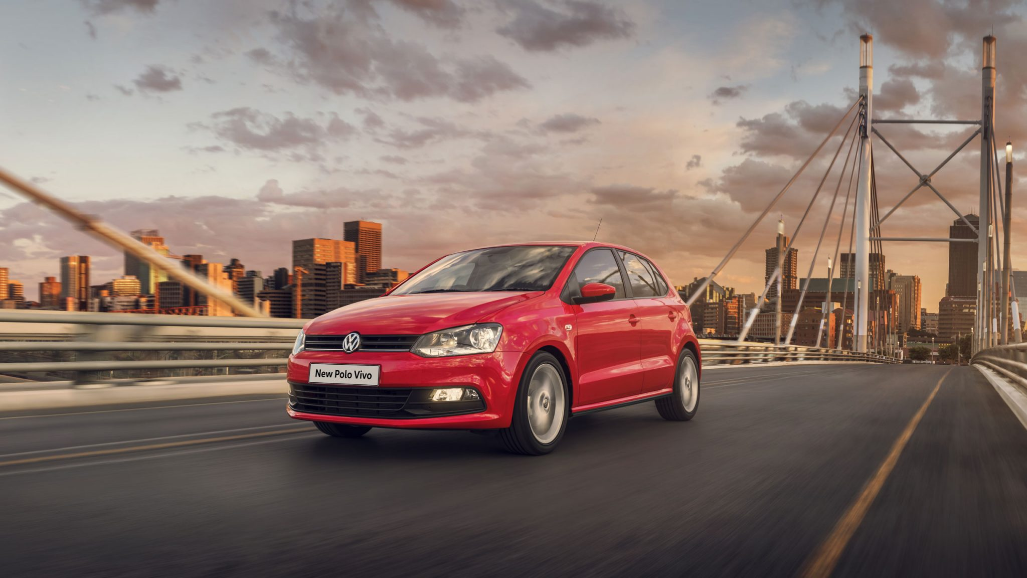 VW Polo vivo price per month