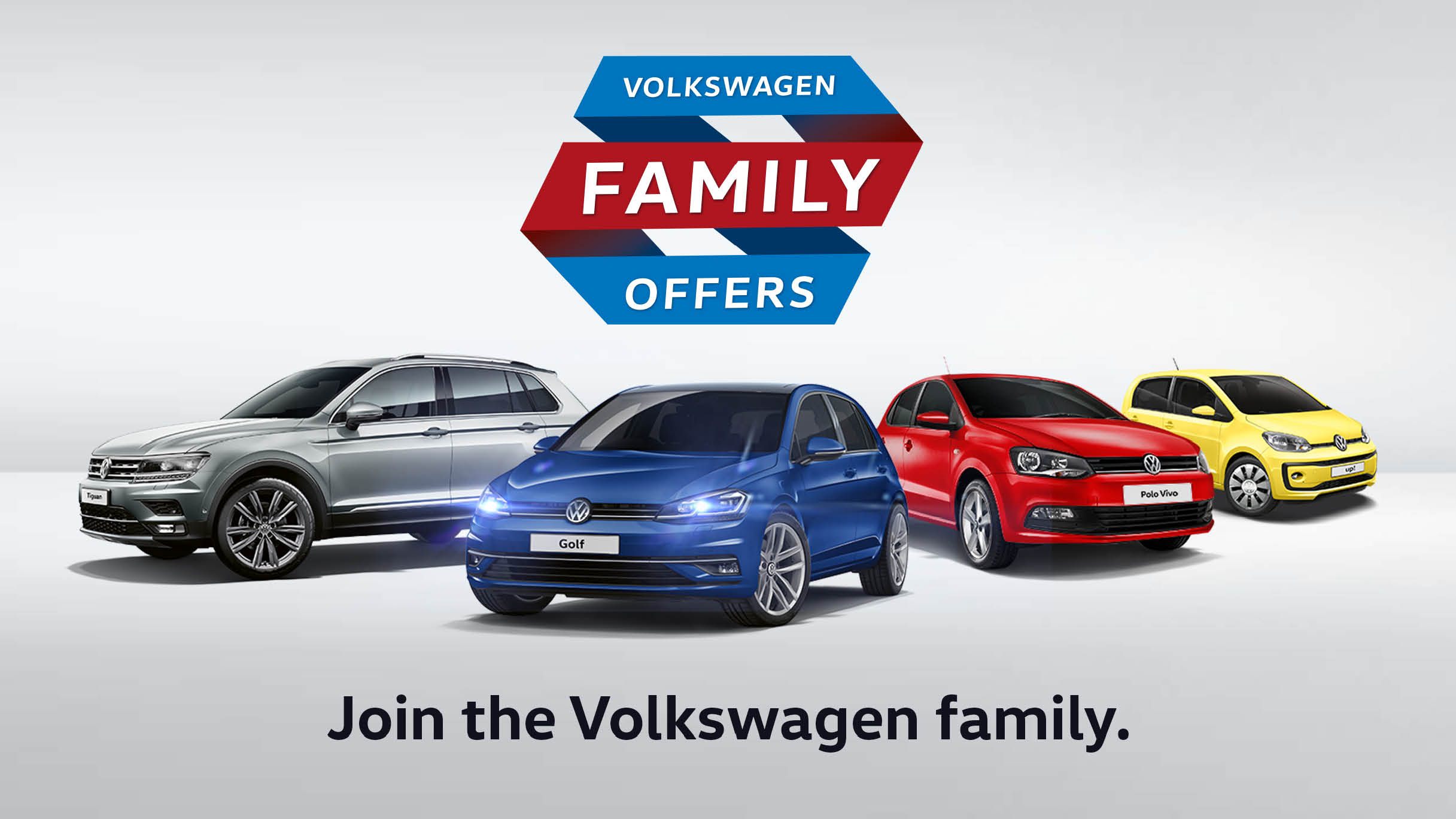 VW Family offers